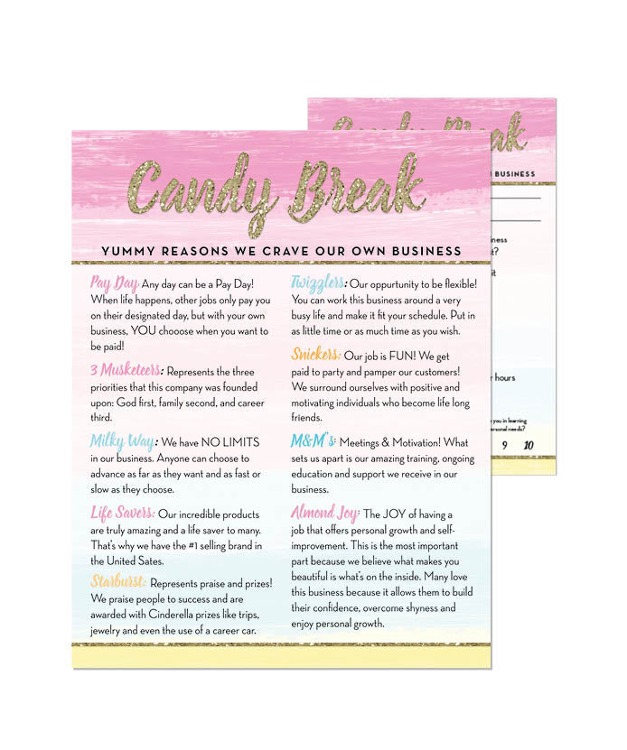 Candy Break Marketing