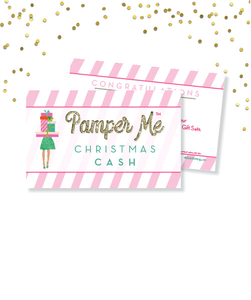 Pamper Me™ Christmas Cash