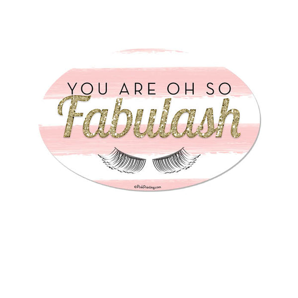 Fabulash sticker