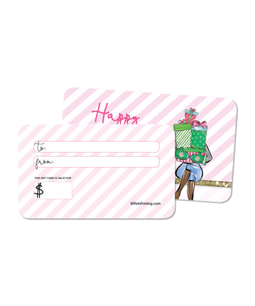 Holiday Gift Card- 2019 Collection