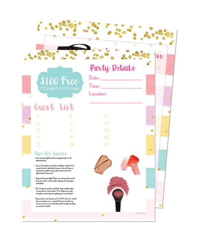 In the Bag Hostess Pack- 3 sets per pack