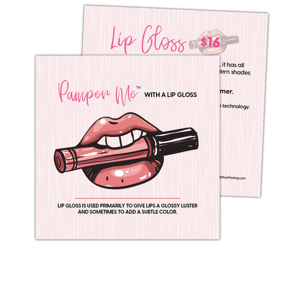 Pamper Me™ with Lip Gloss