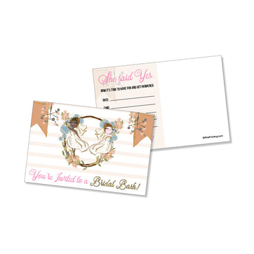 Bridal Bash Invite
