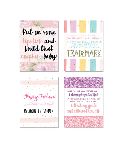 NEW Inspirational Quote Cards