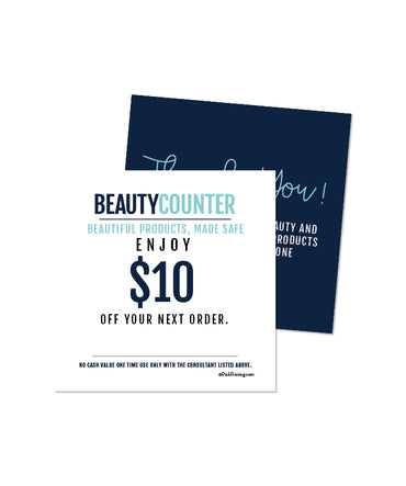 Enjoy $10 off (BeautyCounter)