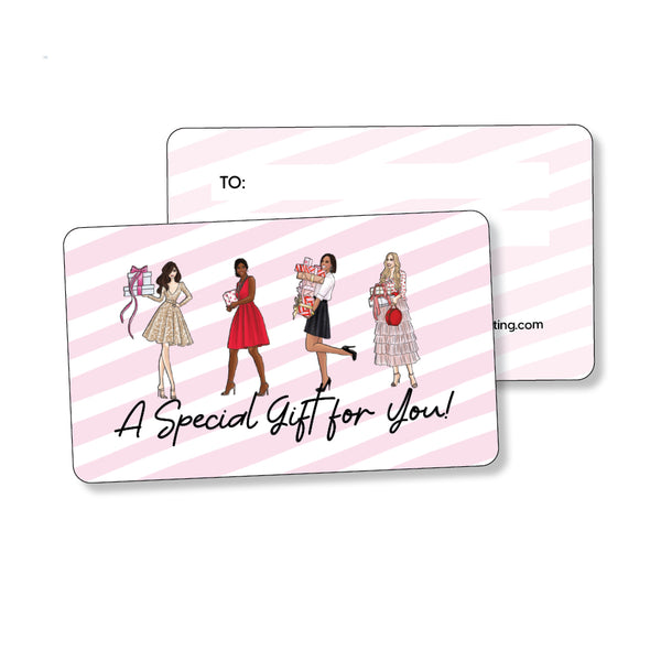 Special Gift Card