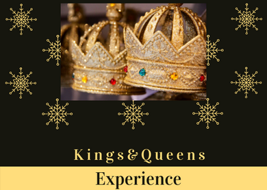 KINGS & QUEENS - GIFT CARD
