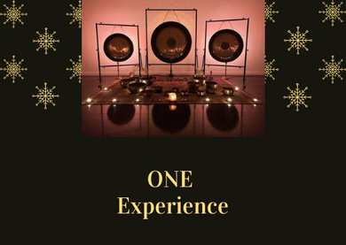 ONE EXPERIENCE - GIFT CARD