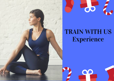 TRAIN WITH US - GIFT CARD