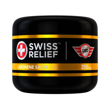 Load image into Gallery viewer, LIMONENE SALVE | 125 - 250 MG CBD | SWISS RELIEF