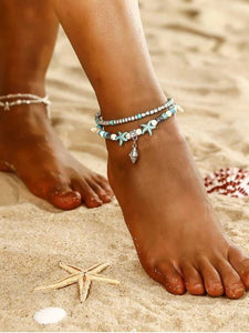 Women Fashion Conch Anklets