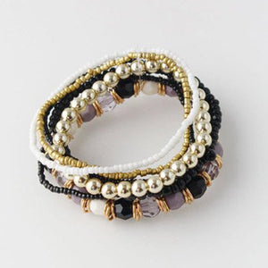 Vintage Boho Holiday Daily  Beads Bracelets