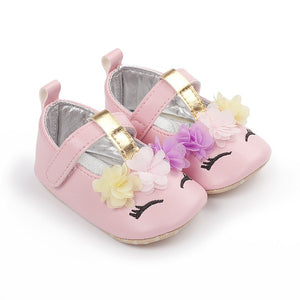 Infant Unicorn Shoes
