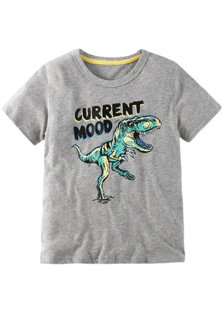 Boys Current Mood Graphic Tee