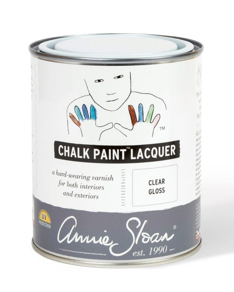 Clear Gloss Chalk Paint Lacquer