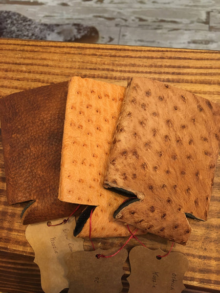 Handmade Custom Leather Products