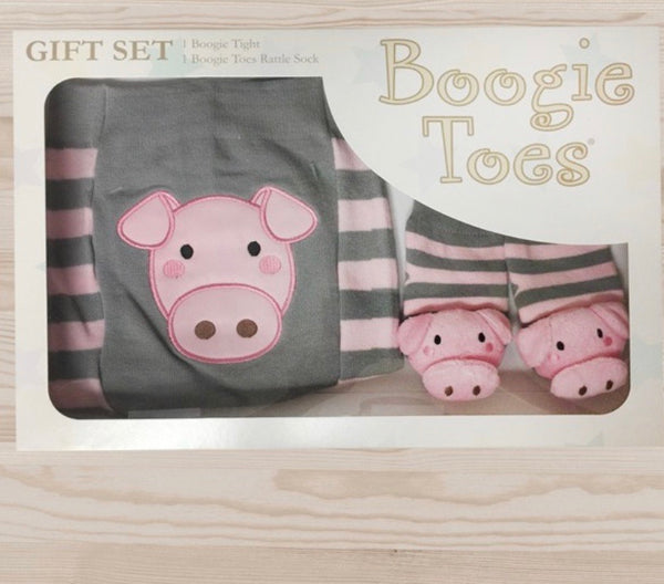 Boogie Toes Gift Set