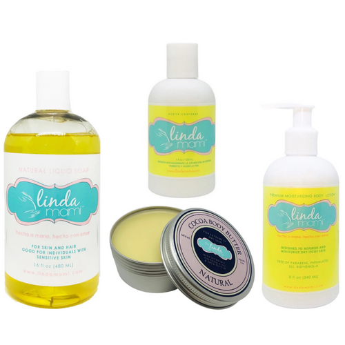 Deluxe Body Care Bundle - 35% OFF