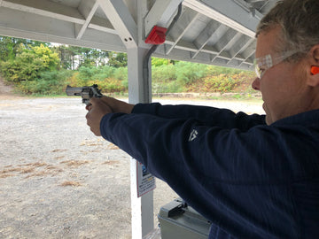Patriot Shooting Brush Up - Patriot Firearms & Defense School
