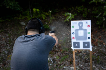 Defensive Shooting Fundamentals 2 (DSF-2) at Midstate Gun Company - Patriot Firearms & Defense School