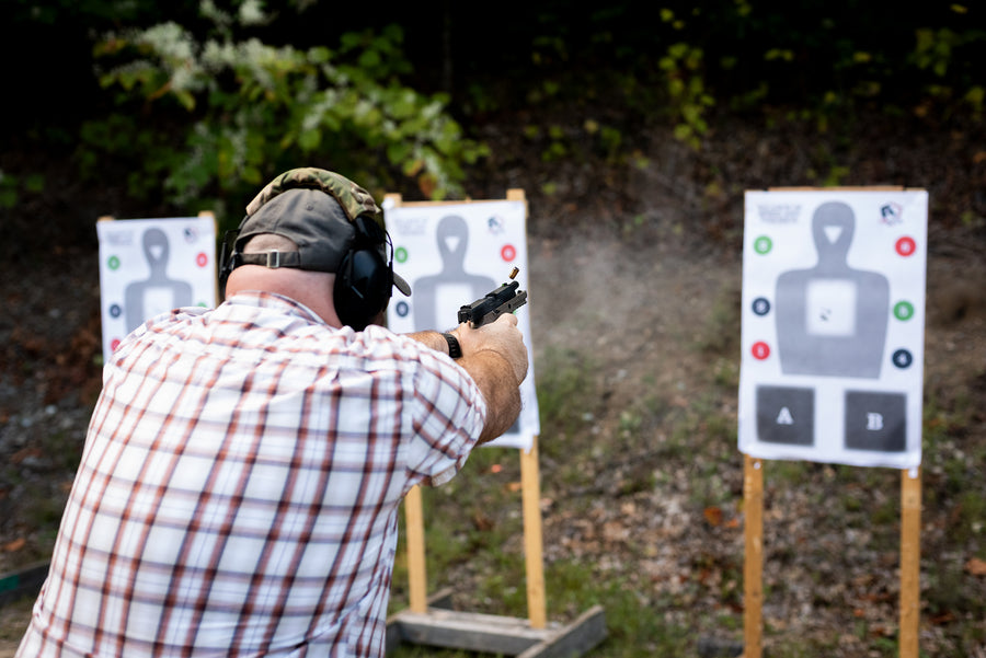 Defensive Shooting Fundamentals 1 (DSF-1) at Midstate Gun Company - Patriot Firearms & Defense School