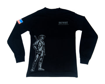 Patriot AR Long Sleeve T-Shirt - Patriot Firearms School & Defense LLC