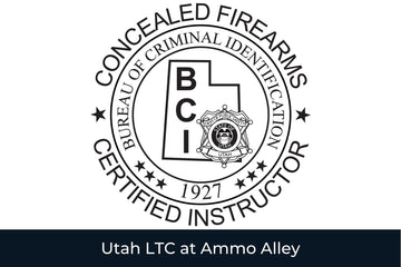 UTAH LTC (Non-Resident) at Ammo Alley - Patriot Firearms School & Defense LLC
