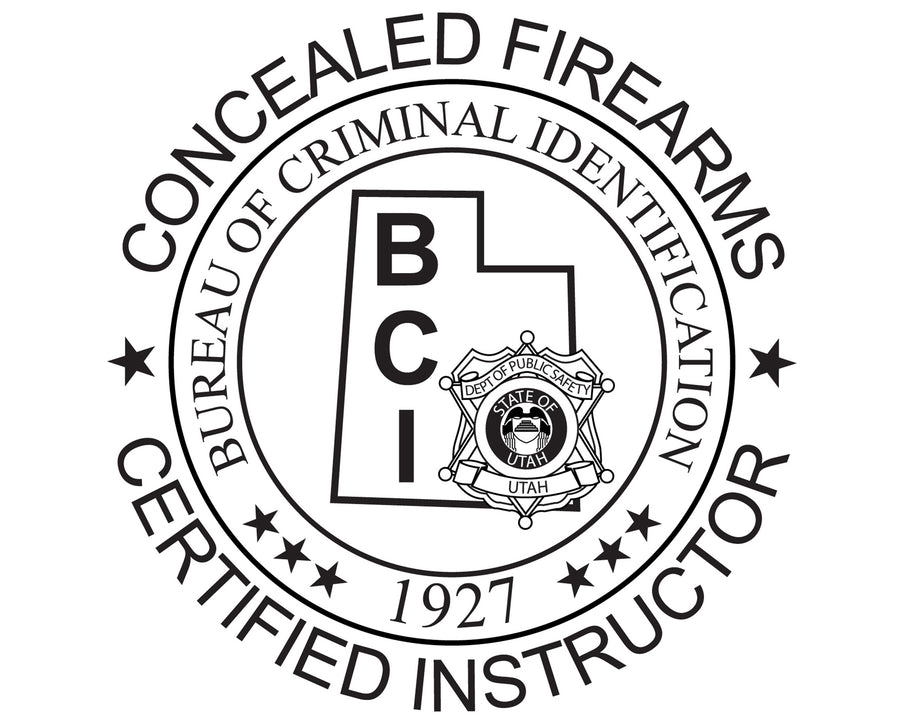 UTAH LTC (Non-Resident) - Patriot Firearms School & Defense LLC