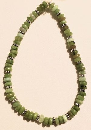 Peridot Stretch Bracelet