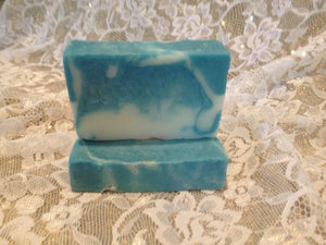 Dog Flea Soap with essential oils Goat's Milk Products From Our Farm