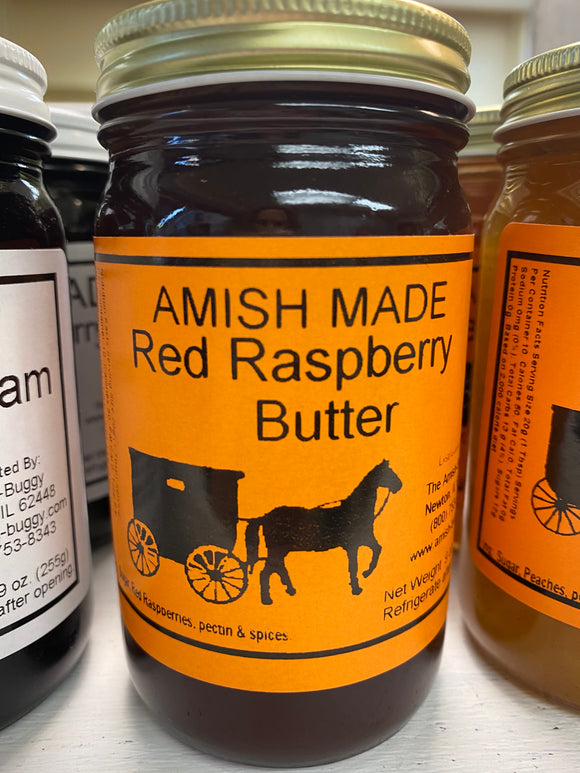 Amish Made Butter