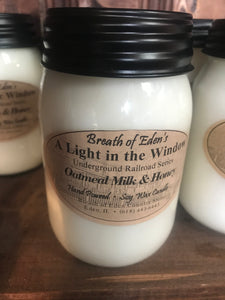 A Light in the Window 100% Soy Candles & Wax Melts