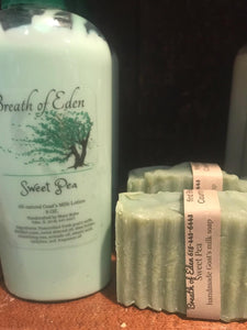 All Natural Goat's Milk Products From Our Farm Lotion with great Essential oil or Fragrance Oil Scent