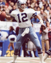 Roger Staubach Dallas Cowboys licensed 8x10 photo