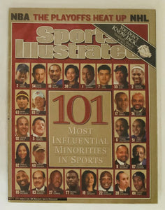 Sports Illustrated 101 Most Influential Minorities in Sports 05/05/2003