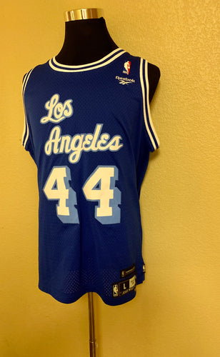 Jerry West Los Angeles Lakers Jersey