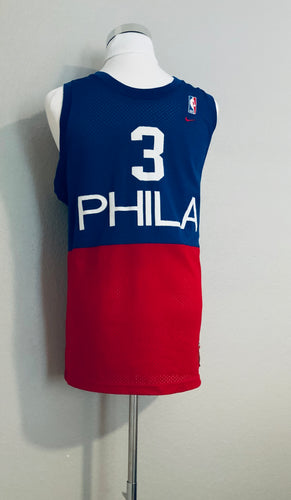 Allen Iverson Philadelphia 76ers Alternate Swingman Jersey