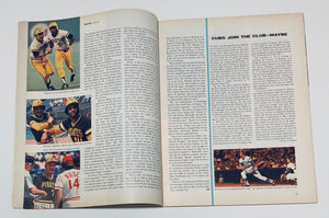 Dave Parker Pittsburgh Pirates Autographed Sports Illustrated w Script / JSA Cert of Auth