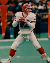 Jim Kellly 8x10 Bills Photo