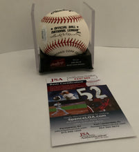 Mike Schmidt Philadelphia Phillies Autographed Baseball with JSA Cert of Auth
