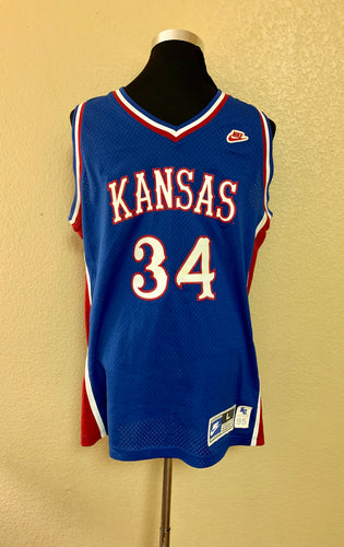 Paul Pierce Kansas Jersey