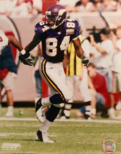Randy Moss Minnesota Vikings unsigned 8x10 photo NFL Licensed ( Free Shipping )