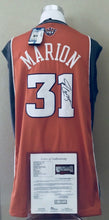 Shawn Marion signed Phoenix Suns Jersey w Tags JSA Letter of Authenticity Wow !!