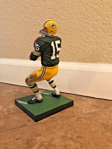 Bart Starr Green Bay Packers Mcfarlane Legends 5 (Open Box) (Mint Condition )