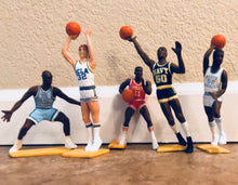 NCAA Starting Lineup March Madness 2000 Figurines set of (5) open box SHIPS FREE