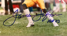 James Lofton signed / Autographed 8x10 photo JSA Certificate of Authenticity