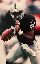 Tim Brown Oakland Raiders 8x10 unsigned photo