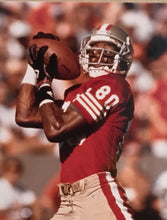 Jerry Rice San Francisco 49ers unsigned 8x10 photo