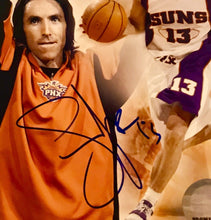 Steve Nash Phoenix Suns autographed 8x10 photo JSA Letter of Authenticity (Mint)