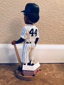 Reggie Jackson New York Yankees Forever Collectibles Bobble Head Mint Condition